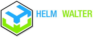 "Logo ""Helm & Walter IT-Solutions"""